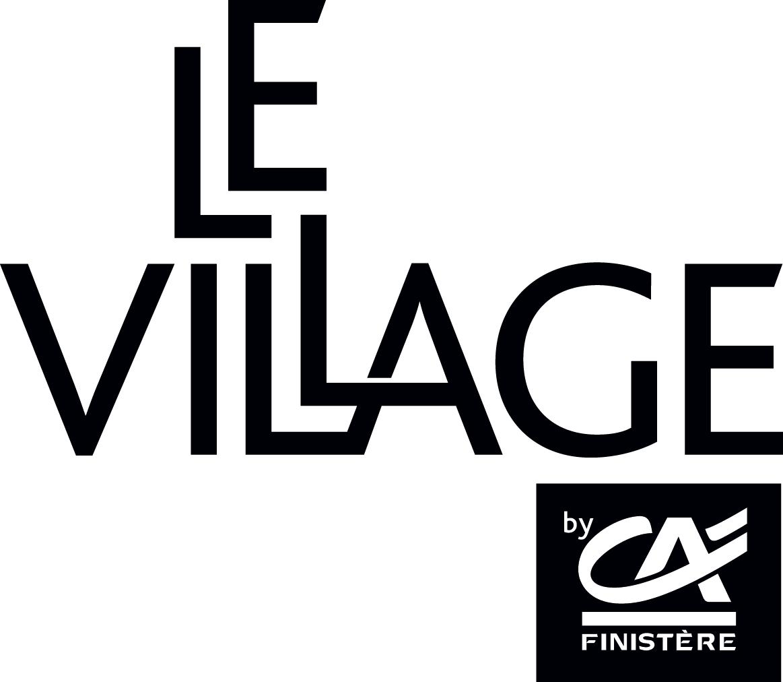 logo Le village by CA Finistère