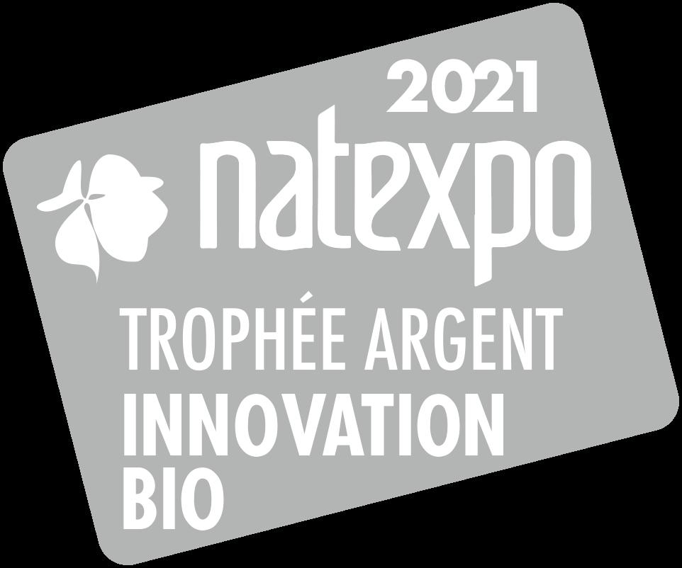 Trophée argent nantexpo 2021